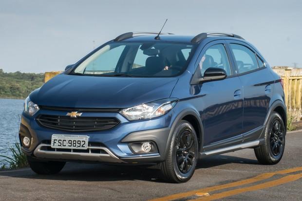 Chevrolet Onix 2019 (Photo: Disclosure)