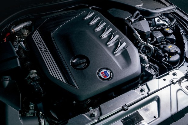 BMW Alpina D3 S (Foto:  Divulgação)