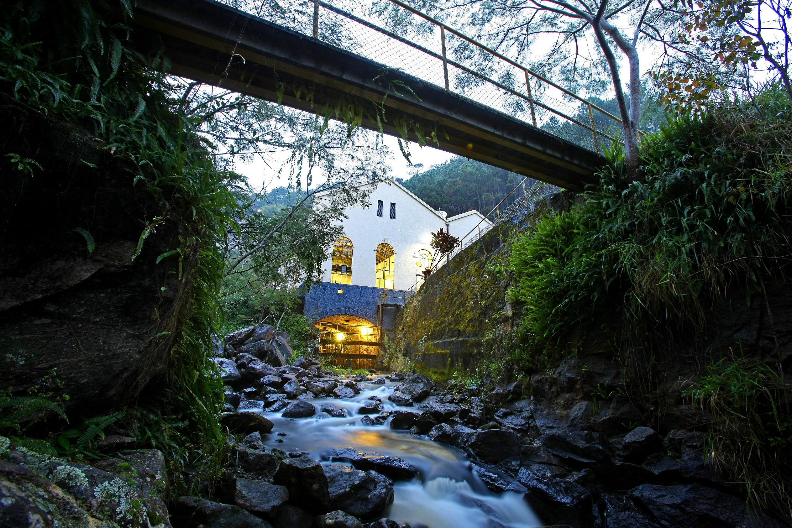 Museu da Energia de Salesópolis celebra aniversário do Rio Tietê - Notícias - Plantão Diário