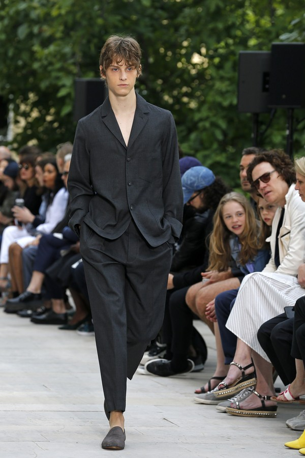Officine Generale Menswear Spring/Summer 2019  (Foto: Getty Images)