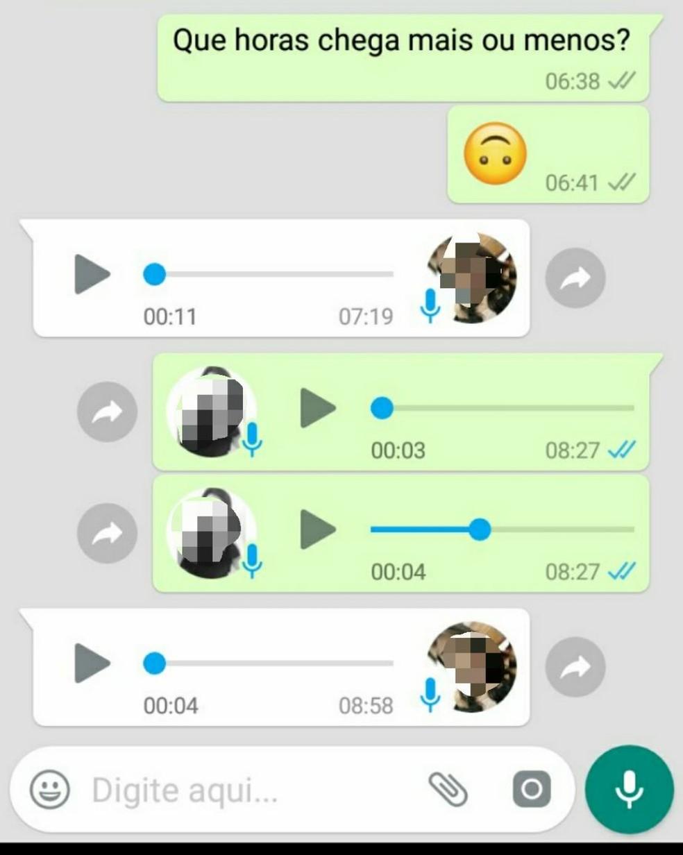 Após roubar celular, bandido utiliza whatsapp para cantar amiga da vítima