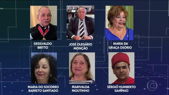 PGR denuncia 4 desembargadores, 3 juízes e mais 8 por suposta venda de sentenças no TJ da BA