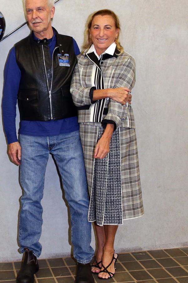 Miuccia Prada (Foto: Getty Images)