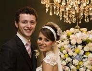 Suposto doce do casamento de Sandy e Lucas Lima é vendido na web por R$ 3,5 mil