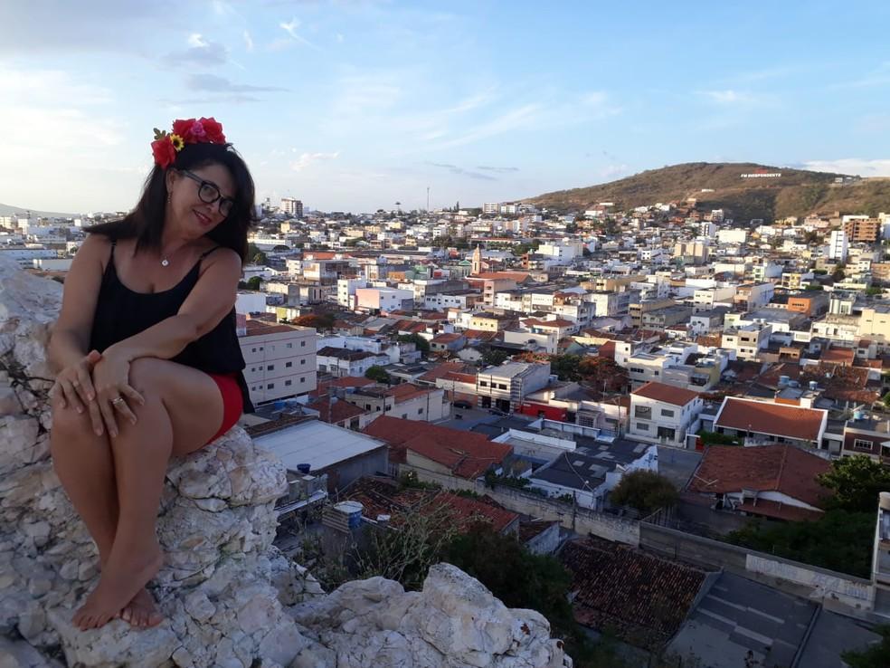 Tereza mora em Arcoverde (PE) e está no BBB19 — Foto: Ana Clara Puñal/Gshow