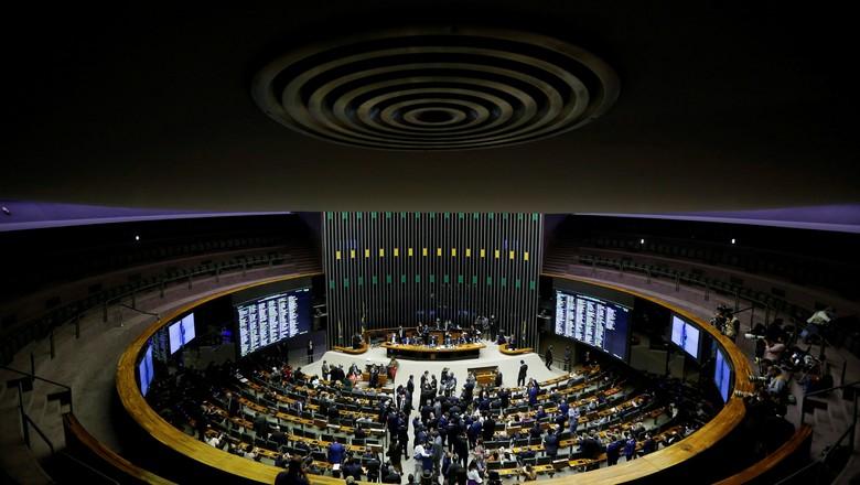 Congresso Nacional (Foto: Reuters/Adriano Machado)