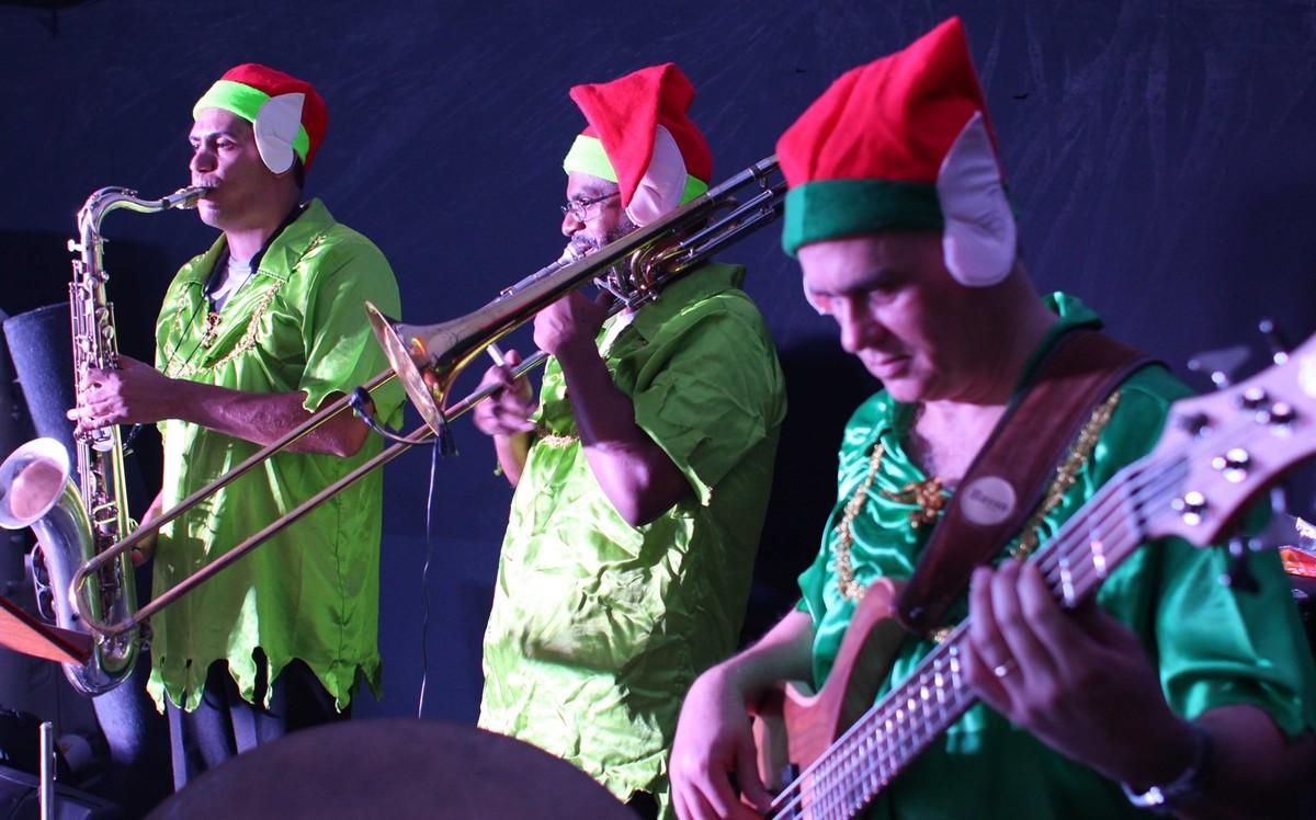 Guararema recebe espetáculo Casa de Noel no Recanto do Américo