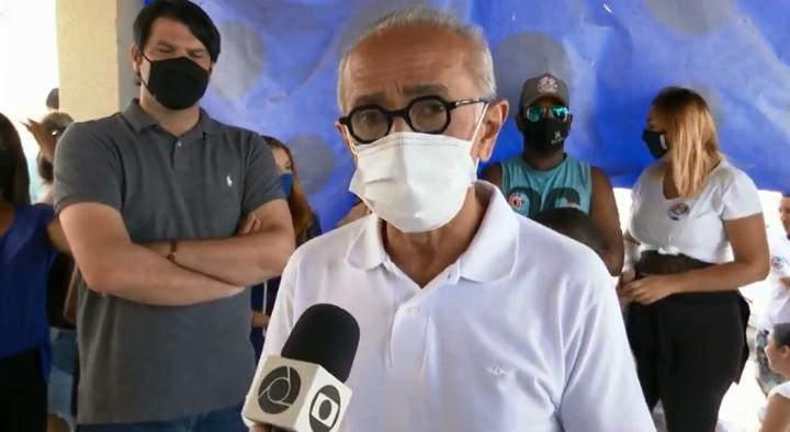 Cícero Lucena promete fazer regularização fundiária em áreas de João Pessoa
