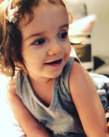 Marina Novais é mãe de Elisa, de 1 ano e 10 meses (Foto: Arquivo pessoal)