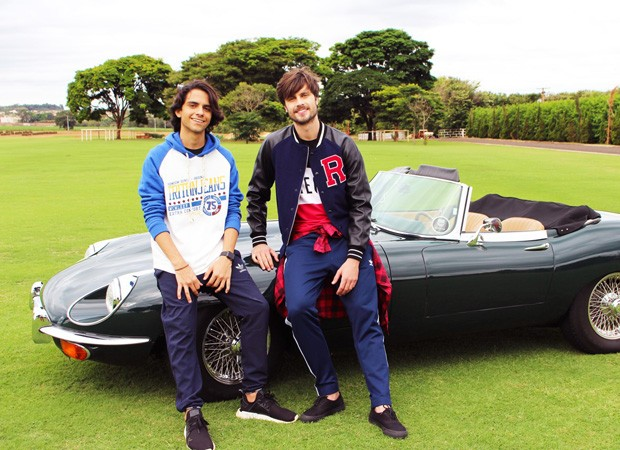 Felipe Camargo e Paulo Dalagnoli (Foto: Sonia Romão/Divulgação)