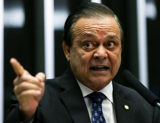 O deputado Jovair Arantes (Foto: Marcelo Camargo/Agência Brasil)