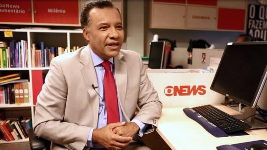 Heraldo Pereira relembra trajetória no jornalismo