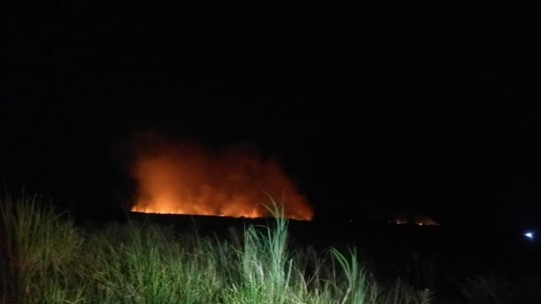 Resultado de imagem para reserva incêndios ceará-mirim