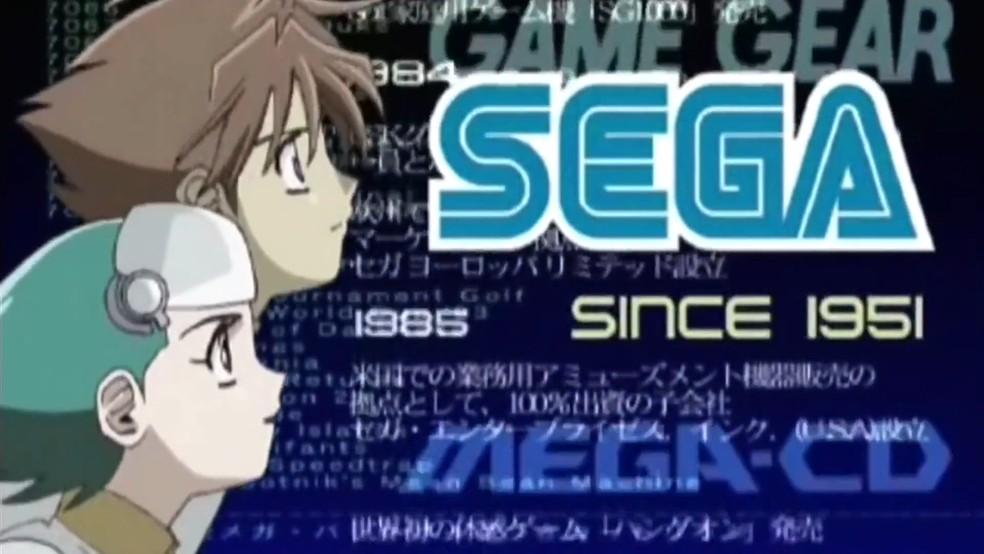 Segagaga: um dos últimos jogos do Dreamcast no Japão é uma homenagem bem-humorada à Sega — Foto: Reprodução/OZ GAME1