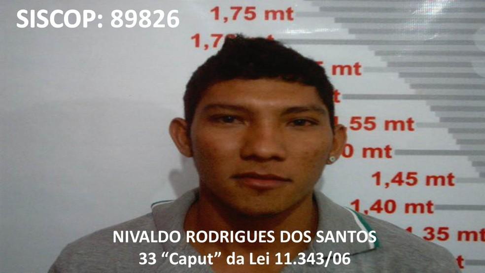 Nivaldo Rodrigues dos Santos foi morto na tarde de sábado (7) na comunidade Ponte Alta, região do Eixo Forte, em Santarém, no oeste do Pará (Foto: Polícia Civil/Divulgação)
