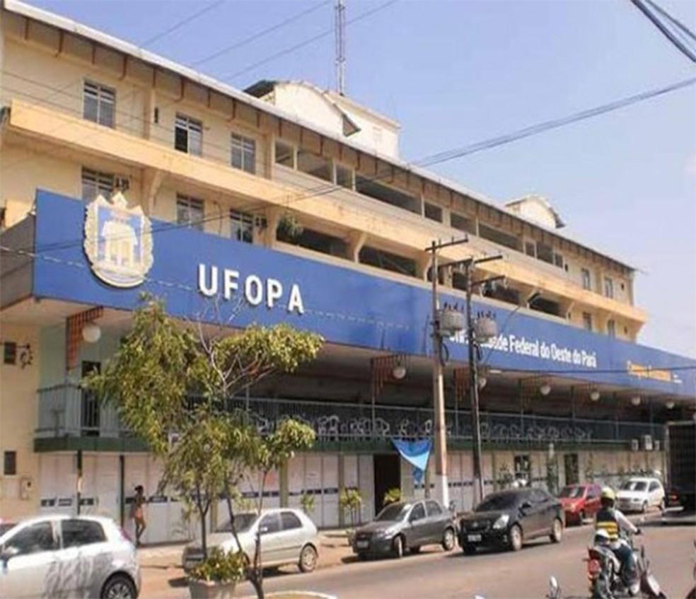 -  UFOPA campus Mendonça Furtado  Foto: Ascom Ufopa/Divulgação