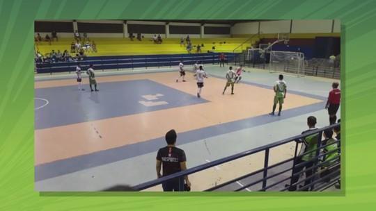 Tropeço do Constelação e goleada do Vivaz diminui diferença entre líder e vice no Estadual de Futsal