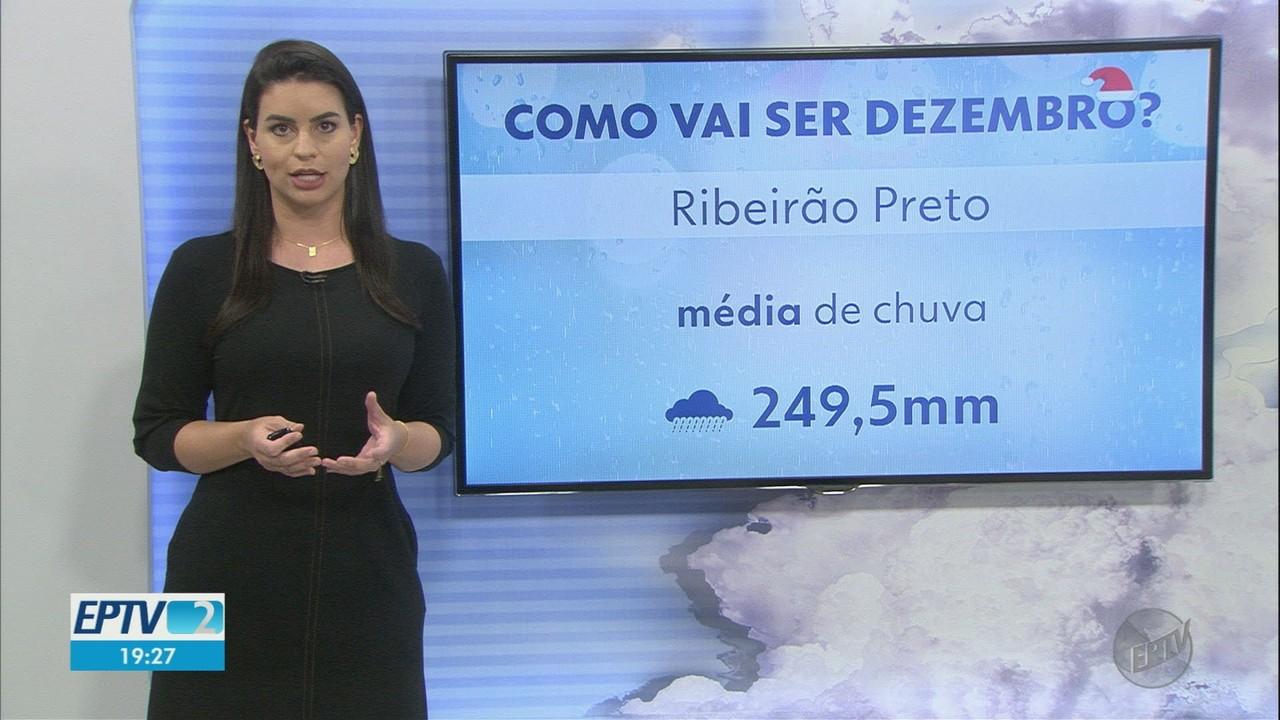 Veja a previsão do tempo para esta terça-feira (1°) na região de Ribeirão Preto