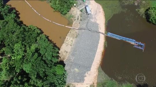 Moradores de Linhares (ES) vão ter de sair de casas por causa de barragem