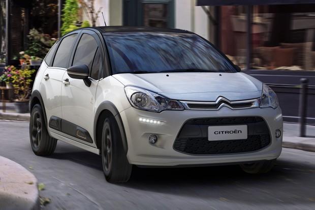 Citroën Origins (Foto: Divulgação)