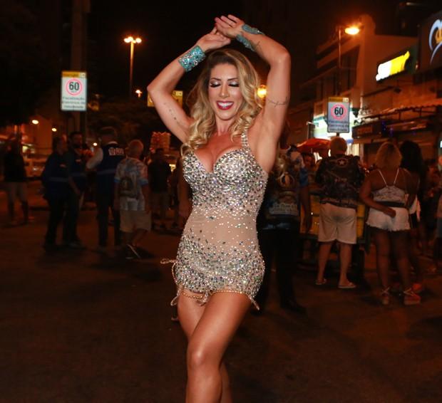 Tati Minerato (Foto: Dilson Silva/AgNews)