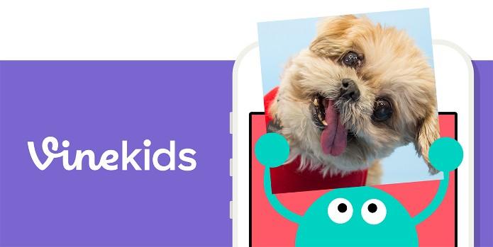 Vine Kids é uma versão para crianças do serviço de vídeos (Foto: Divulgação)