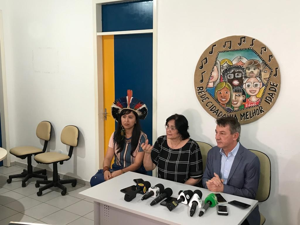 Ministra Damares Alves diz que 'problema da imigração não é só de RR' e pede 'calma' a governador - Notícias - Plantão Diário