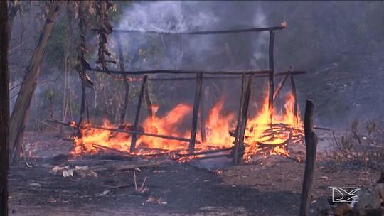 Mais de quatro mil incêndios são registrados no Maranhão