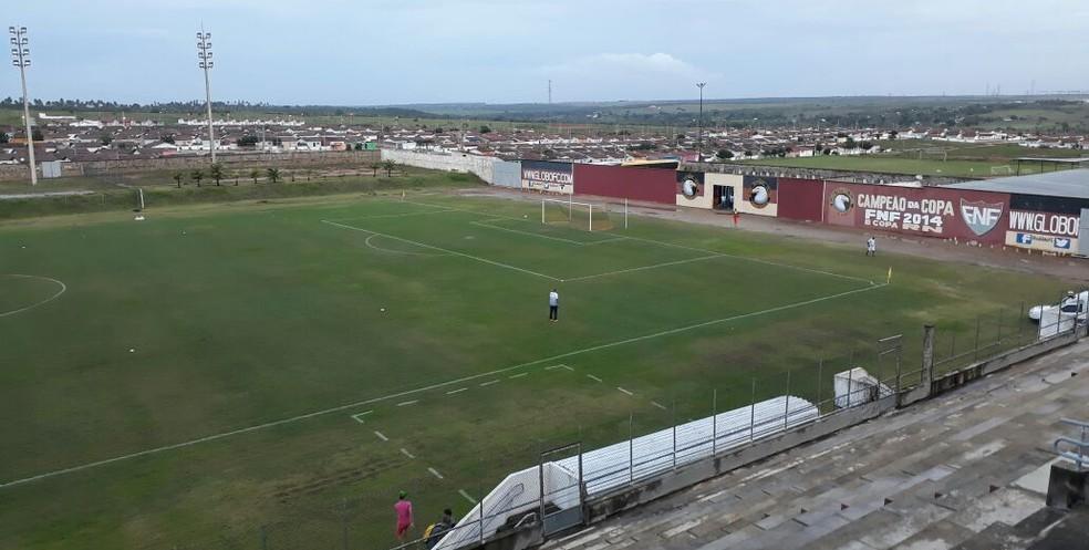 Primeiro jogo será no estádio Barretão, casa do Globo FC (Foto: Klênyo Galvão/Inter TV Cabugi)