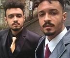 Eduardo e Marcos Carvalho | Reprodução