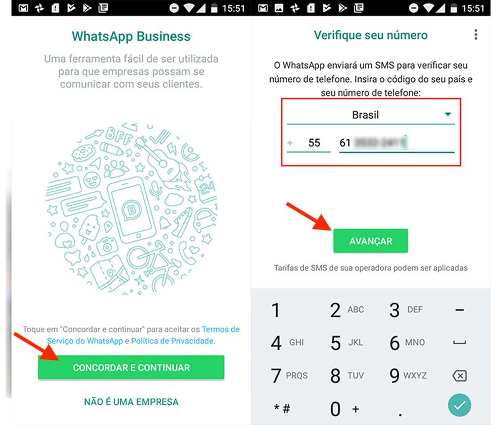 Como Cadastrar Um Telefone Fixo No Whatsapp Business Redes Sociais Techtudo
