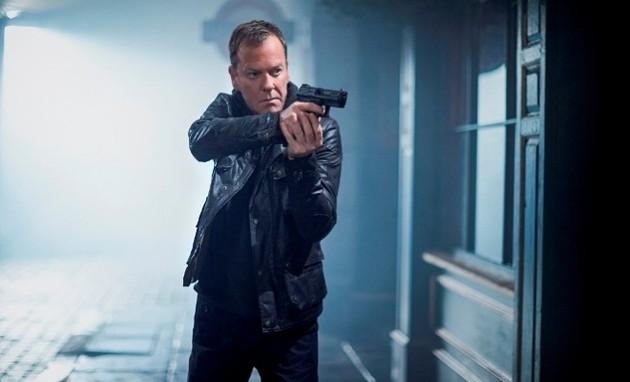 Kiefer Sutherland como Jack Bauer em '24 horas' (Foto: Divulgação)