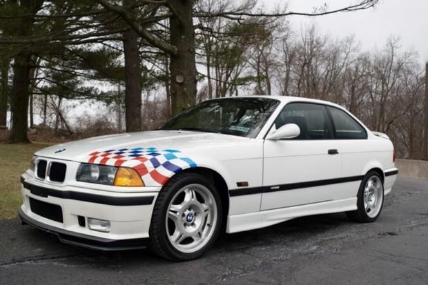 BMW M3 LightWeight (Foto: BMW Blog)