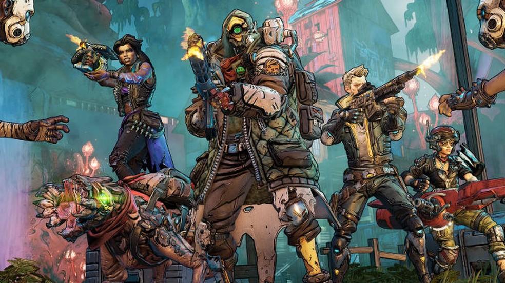 Review Borderlands 3: game traz multiplayer viciante e muita ...