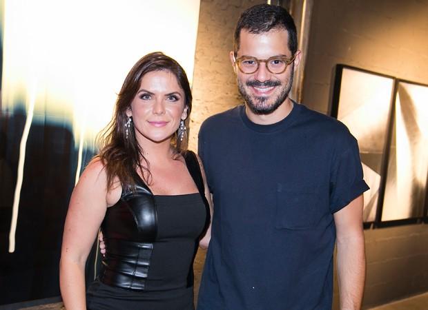 Juliana Sícoli e Victor Collor (Foto: Foto:  Divulgação)