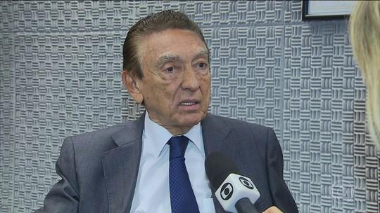Edison Lobão define relator no caso de Alexandre de Moraes