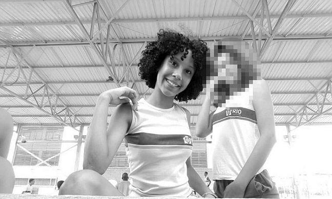 Maria Eduarda Alves da Conceição (Foto: Reprodução)