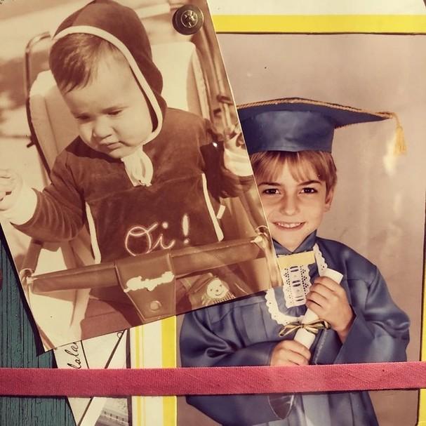 Famosos comemoram o Dia das Crianças (Foto: Reproduçaõ/Instagram)