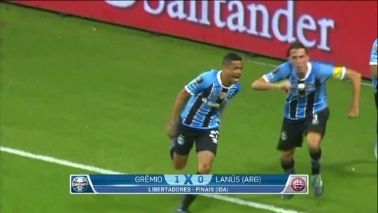 Kannemann leva cartão e desfalca Grêmio na decisão; Braghieri é baixa do Lanús