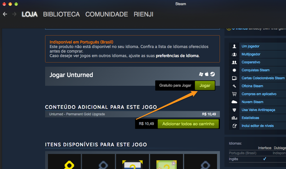 Unturned download for android