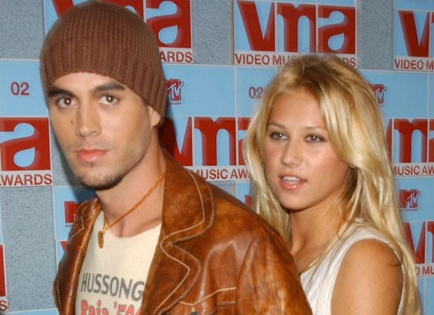 Anna Kournikova e Enrique Iglesias (Foto: Getty Images)