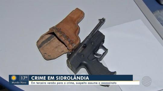 Suspeito assume assassinato de menino em Sidrolândia, MS