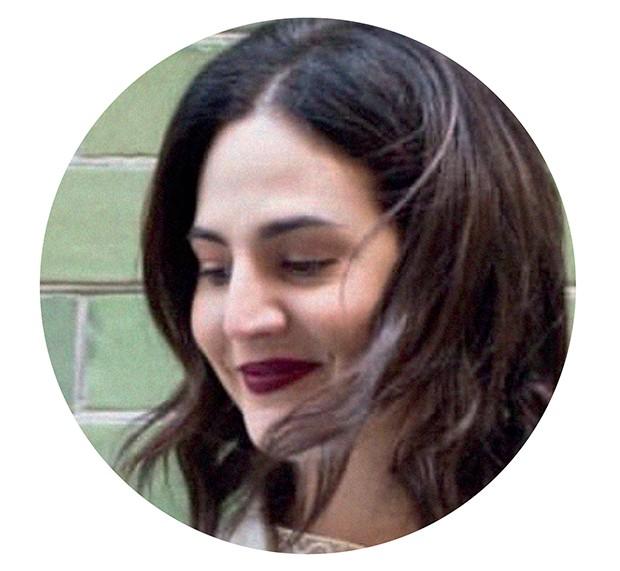 Victoria Ceridono, 32 anos, nossa colunista, @vicceridono (Foto: .)