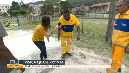 O RJ Móvel abriu a semana em Campo Grande
