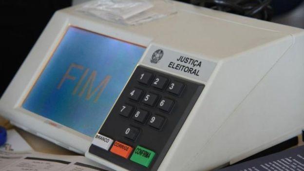 O voto impresso dificilmente traria mais segurança ao processo, diz especialista da Fundação Dom Cabral (Foto: TSE via BBC)