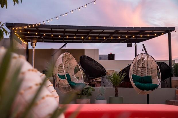 Azulejos de colores y tradiciones mexicanas se encuentran en un hotel boutique (Foto: DIEGO PADILLA)