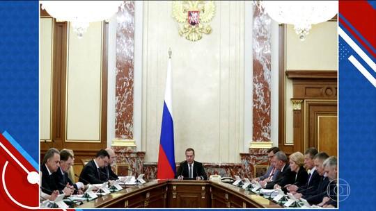 Oposição acusa Putin de aproveitar a Copa para impor medidas econômicas impopulares
