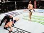 Nocaute de Perry e finalização de Moreno levam bônus no UFC Nashville
