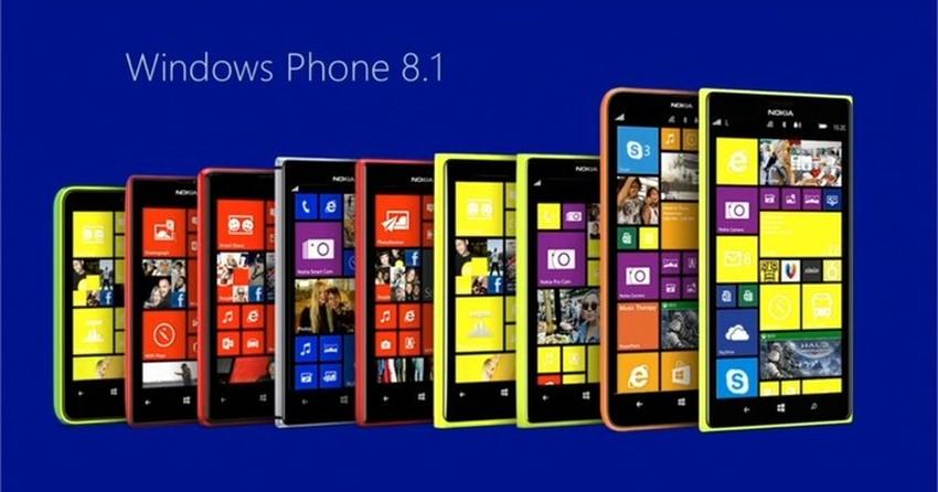 Windows Phone 8.1 chegará a todos os Lumias com WP8 a partir de junho