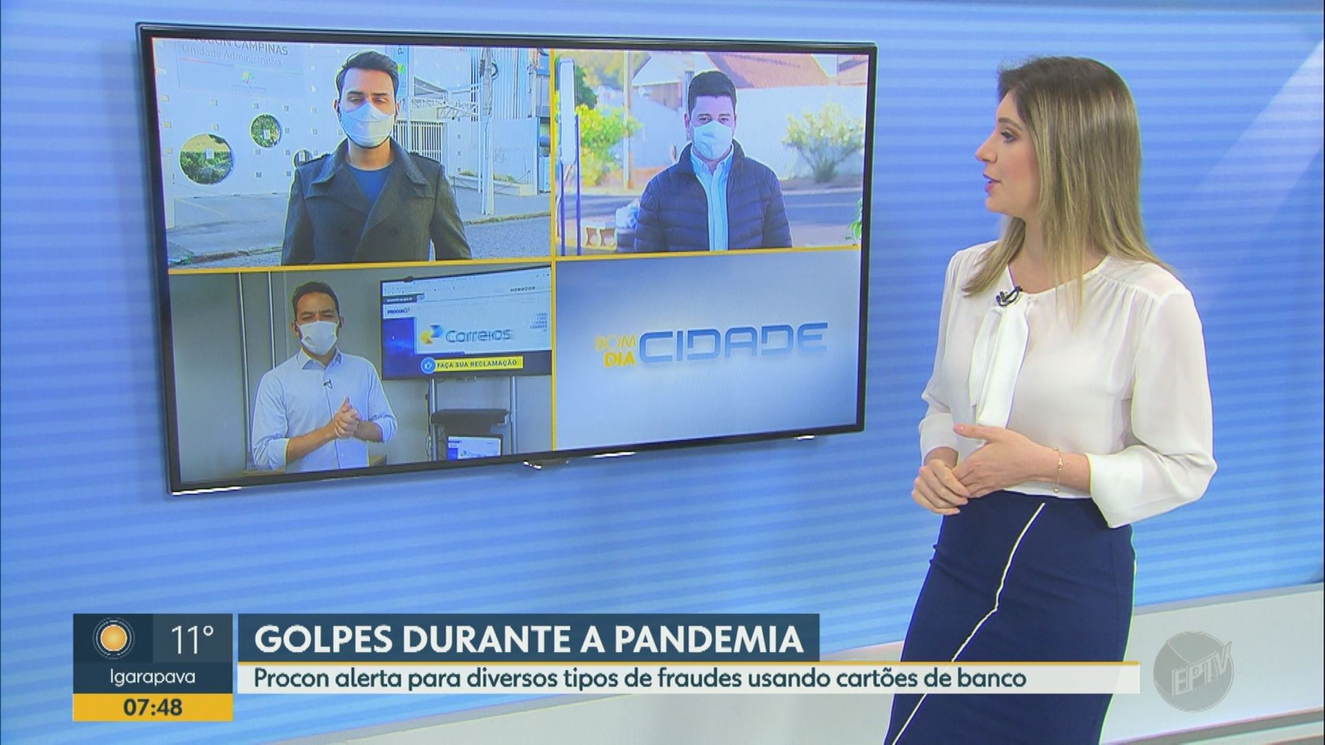 VÍDEOS: Bom Dia Cidade região de Campinas de quarta-feira, 5 de agosto